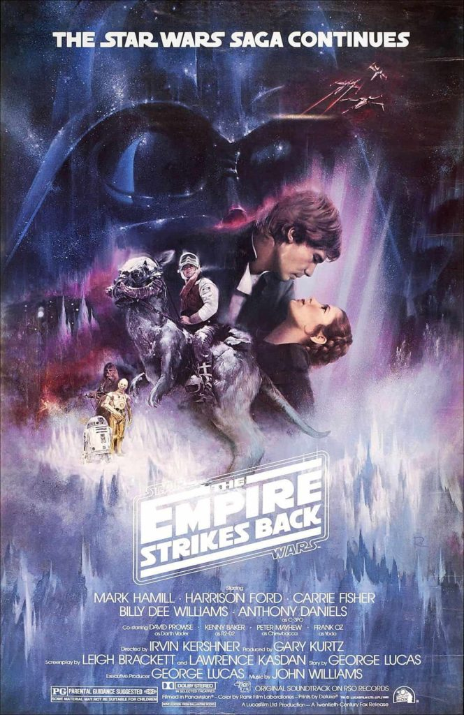 Star Wars Episode V – The Empire Strikes Back